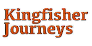 Kingfisher Journeys logo