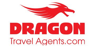 DRAGON TRAVEL AGENTS logo
