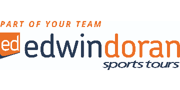Edwin Doran Sports Tours logo